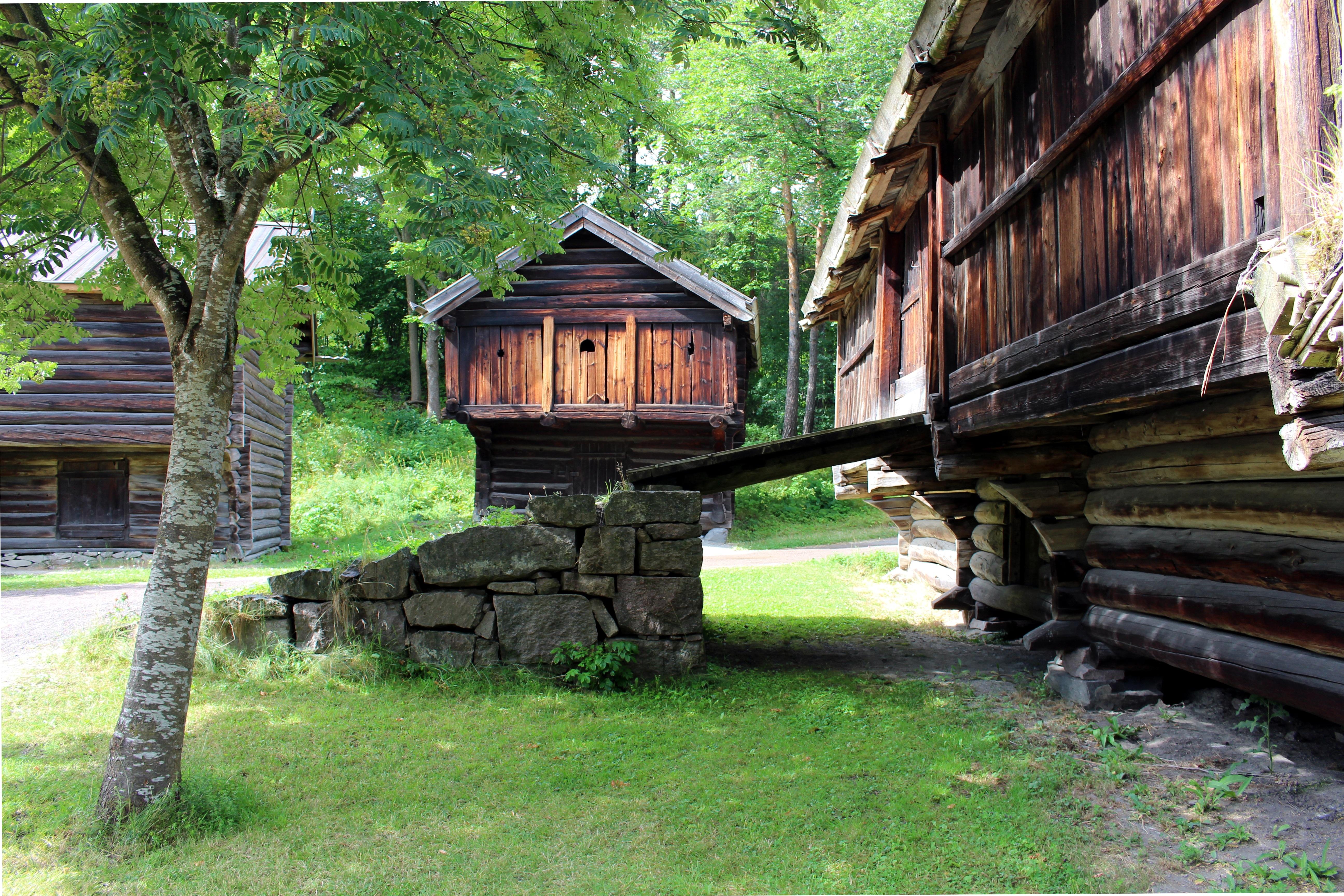 oslo's folk museum