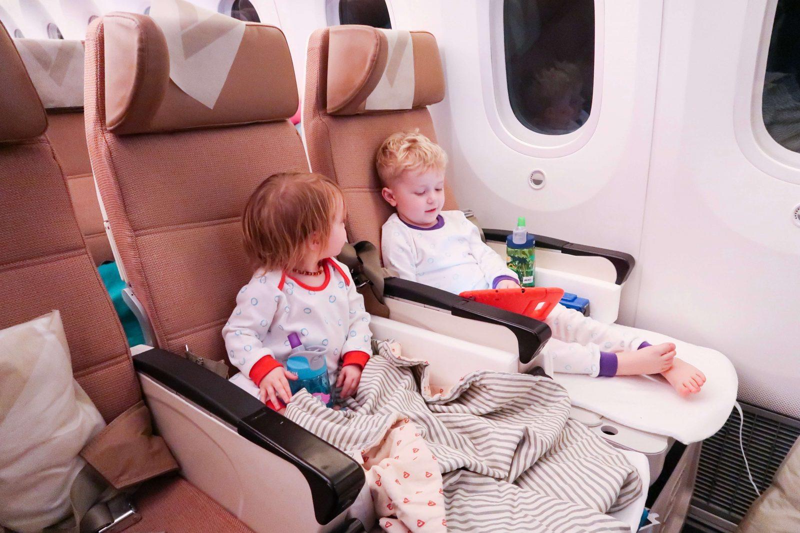 JetKids BedBox Bulkhead Seats