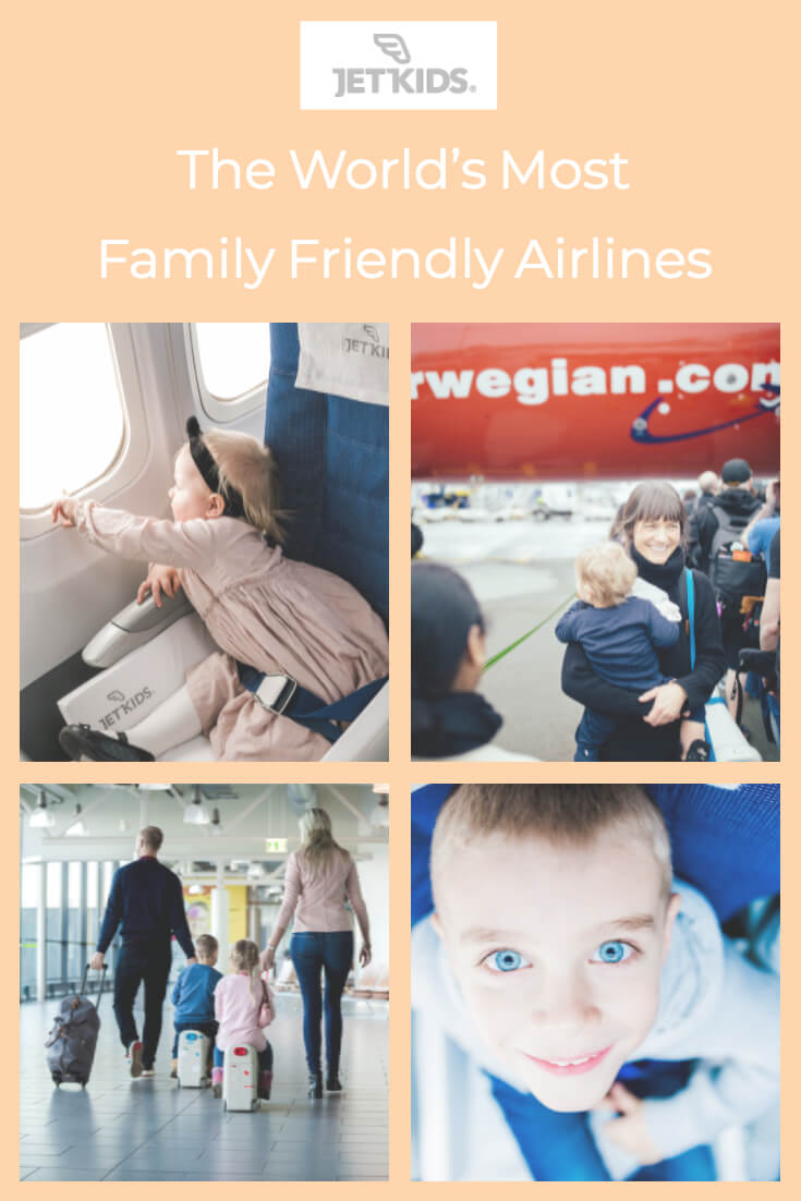 the world's most family friendly airlines
