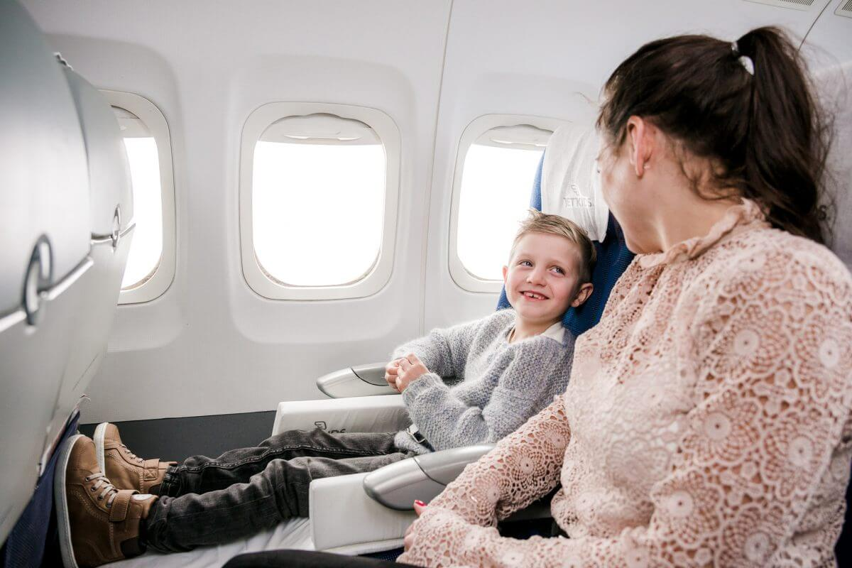 Ask the Expert: Tantrums on Flights